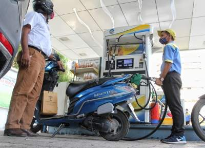 Diesel price rise again, petrol stable amid volatility in global oil markets