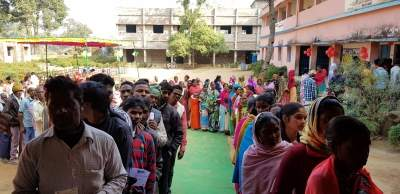 Voting begins for 2nd phase of Jharkhand Assembly polls