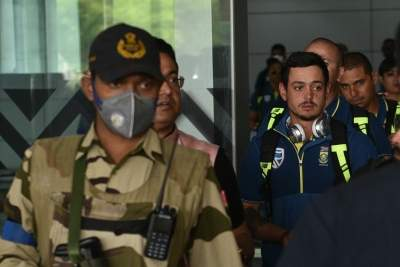SA players to undergo self quarantine after returning from India