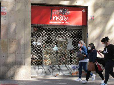 Pandemic and economic uncertainty darken Black Friday in Spain