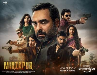 UP man complains Mirzapur maligns district, SC notice to Amazon Prime