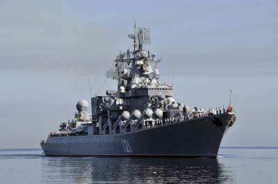 Russia sends warships for manoeuvres amid Ukraine tension