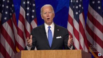 Trump continues to lie about Covid-19: Biden