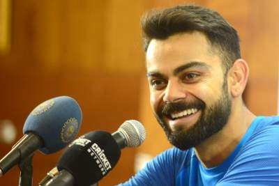 Had chicken burger, fries and chocolate shake after 235: Kohli