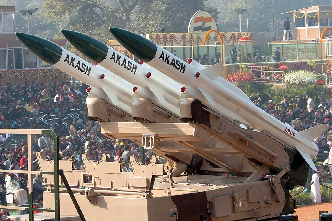 India approves sale of Akash missile system to foreign nations