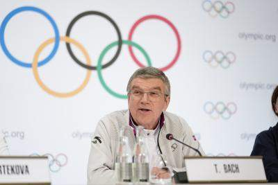 Too early to decide fate of Tokyo 2020, says IOC chief