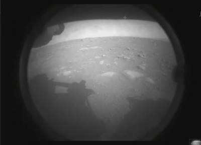 NASA's Perseverance rover lands successfully on Mars