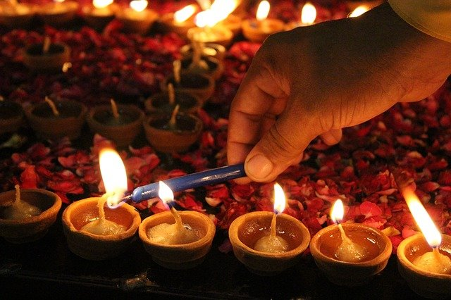 Diwali celebrated with traditional fervour and gaiety in state
