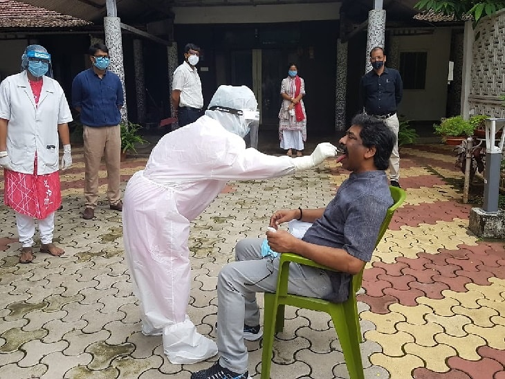 Jharkhand CM and his wife coronavirus test conducted