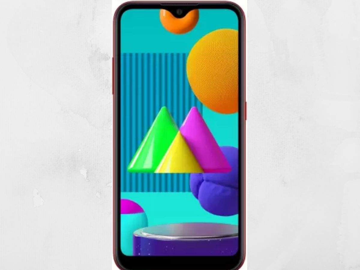 Samsung Galaxy M02s in India next week for less that Rs 10K