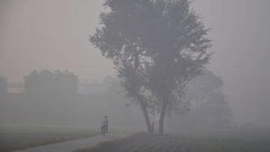 Minimum temperature once again to rise from Monday onwards