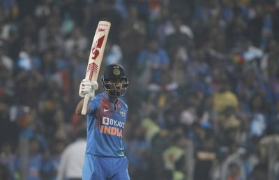 Rahul retains 6th spot, Kohli moves to 9 in T20Is