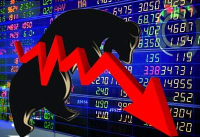 Equity indices in red, Sensex down 700 points