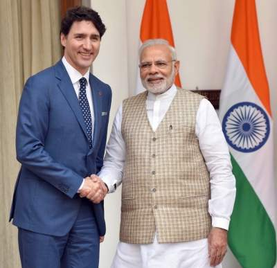 India warns Canada of serious damage to bilateral relations over Trudeau's comments