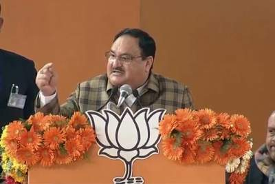 As 'ekadashi' sets in, Nadda to replace Shah by afternoon
