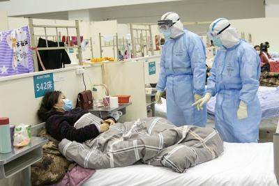 China virus toll surges past 1,650
