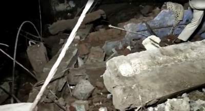 7 killed in Thane building collapse