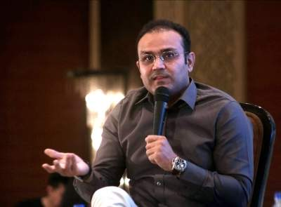 Sehwag warns players against corruption, doping