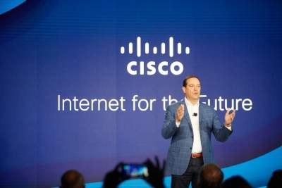 Indian techies contribute as Cisco unveils pathbreaking 'internet of the future'
